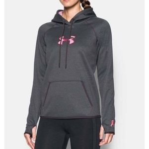 Under Armour Breast Cancer Storm Caliber Hoodie